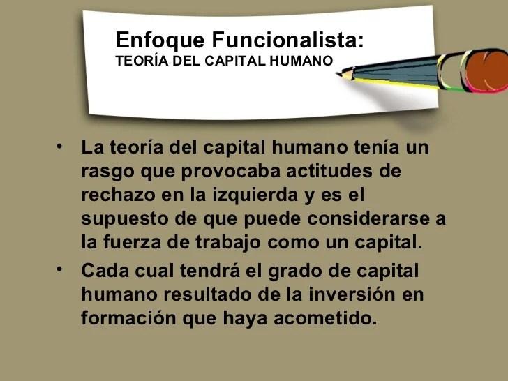 1 Teorias Sociologicas Educacion