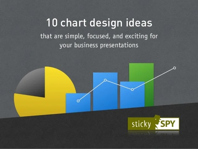 chart design ideas that are simple focused and exciting for your business presentations also of charts presentati  rh slideshare