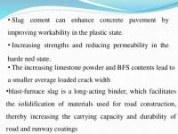 use of blast furnace slag in road construction.ppt
