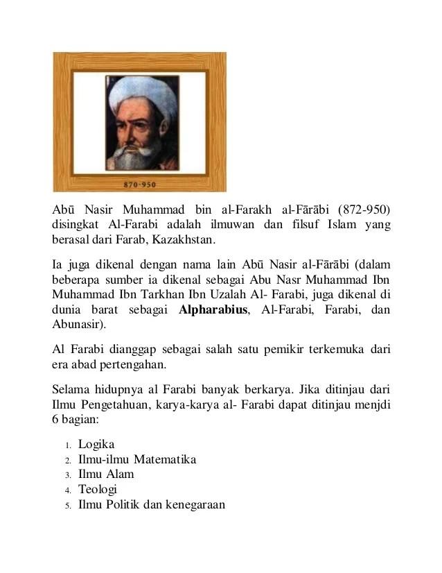 Nama Ilmuan Islam : ilmuan, islam, Tokoh, Islam