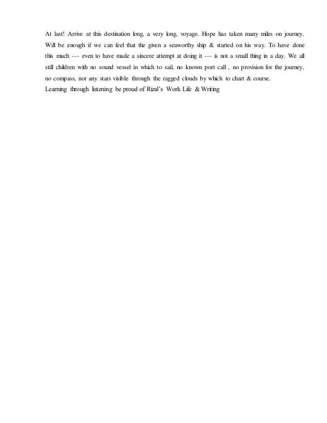 el filibusterismo summary