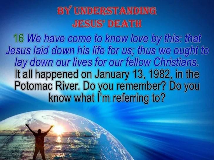 12 How We Know Love 1 John 3:16-20