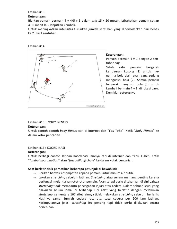 Pola Latihan Sepak Bola : latihan, sepak, Categories, Xpapalon