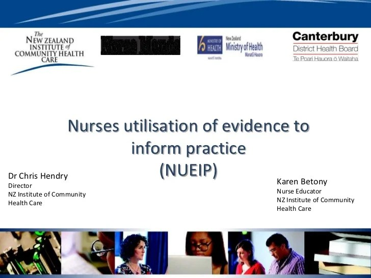 Improving Nurses' Electronic Access to Evidence to Inform Practice
