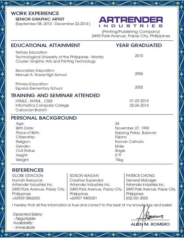 Resume Printing Epson - Resume Examples | Resume Template
