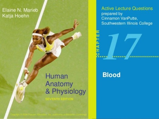 Elaine N Marieb Human Anatomy And Physiology Quiz – Periodic