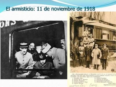 Resultado de imagen para 11 noviembre 1918
