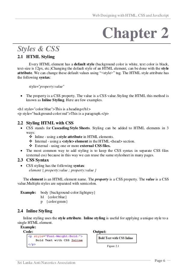 Print Dialoag Box Web Designing With Html Css