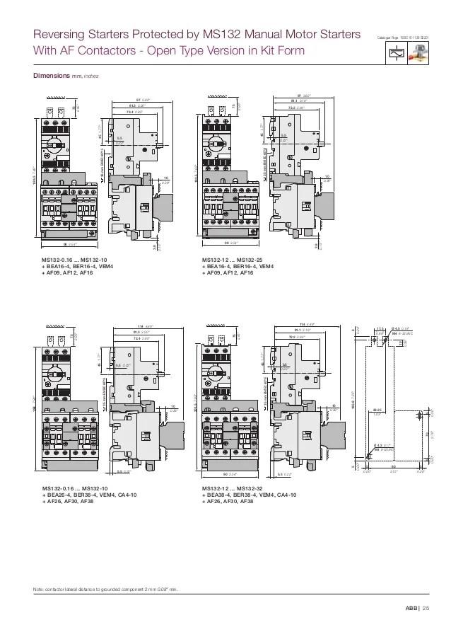 Abb Reversing Contactor Wiring Diagram Contactores Abb