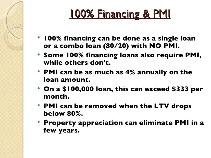 Removed Pmi Can Be When