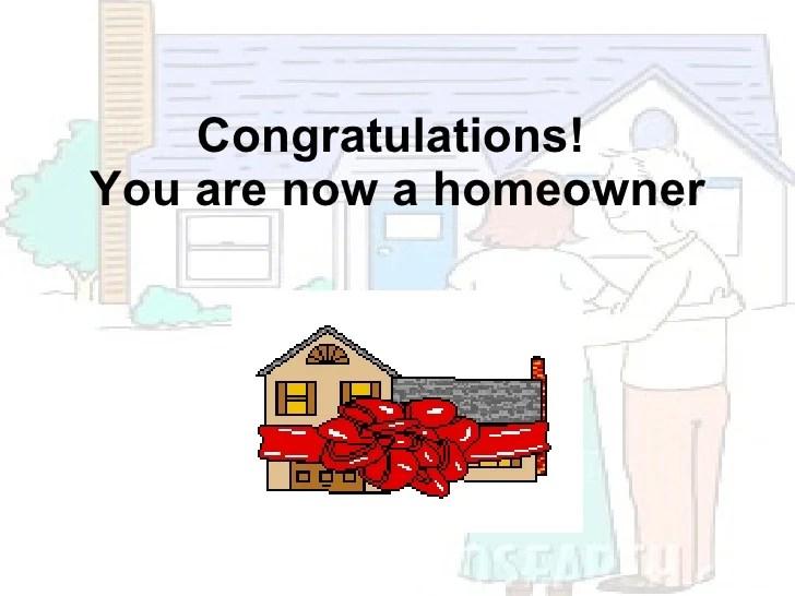 1st Time Home Buyer Seminars