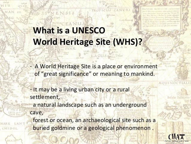 Intro to George Town World Heritage Site