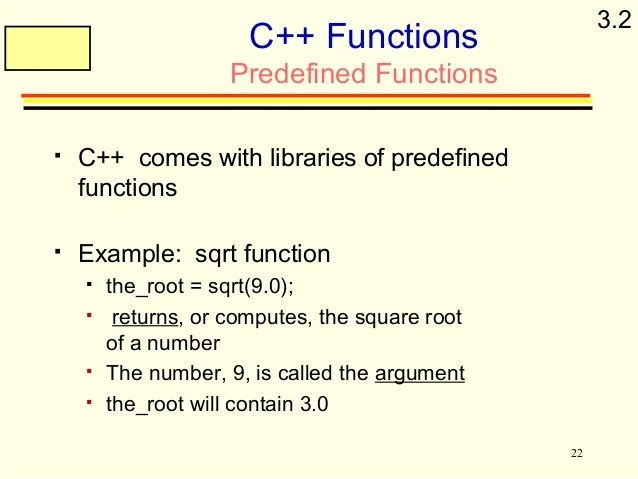 2.overview of c++ ________lecture2