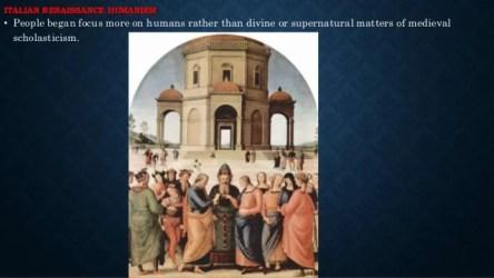 Humanism Renaissance Art and Architecture