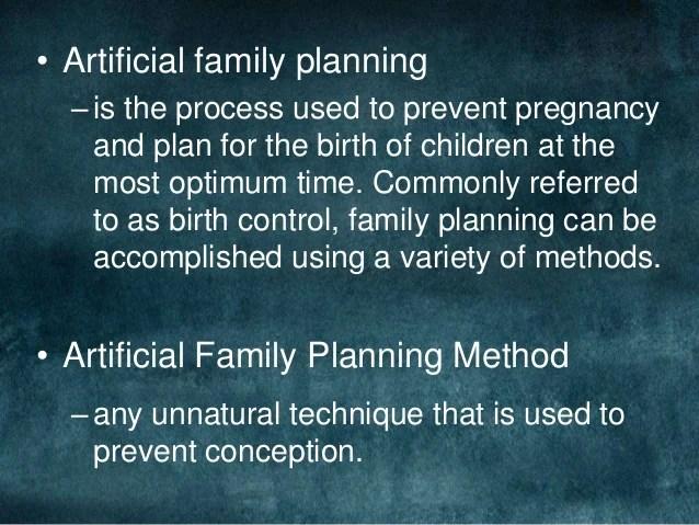 birth plan options
