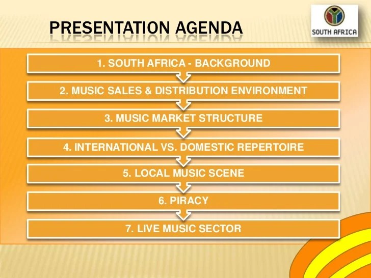 LT2014N  The South African Music Market 2010