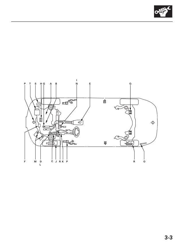 2002 acura rsx exhaust system diagram