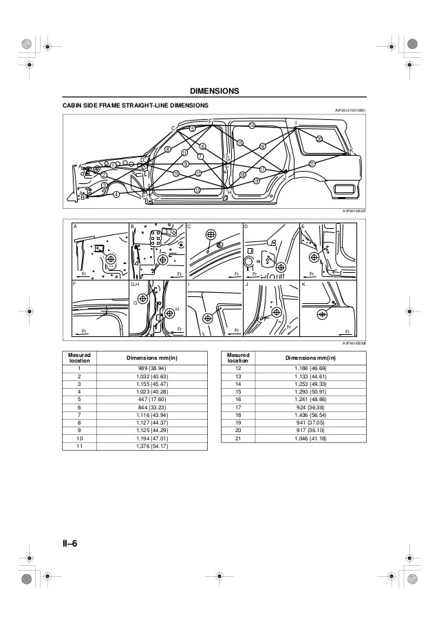 dodge dakota frame diagram car pictures