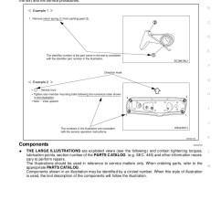 2006 Nissan Pathfinder Engine Diagram Ladder Definition Service Repair Manual 16