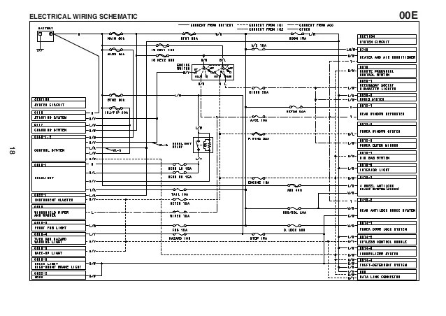 ford courier wiring diagrams