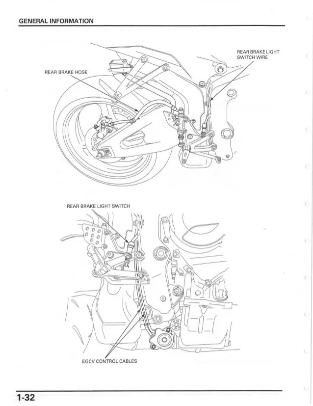 2008 Cbr600rr Wiring Diagram