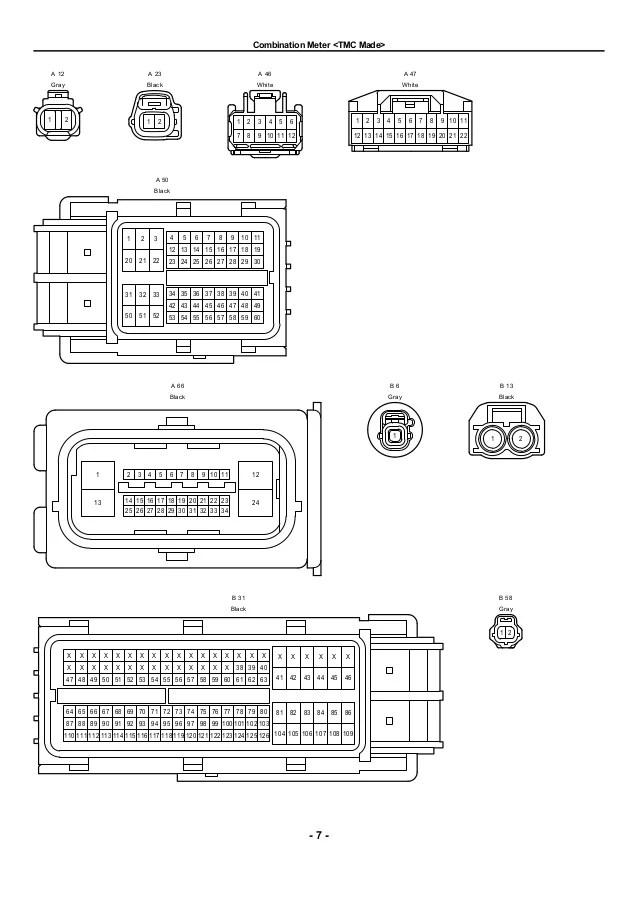 2004 Mercedes C230 Fuse Diagram