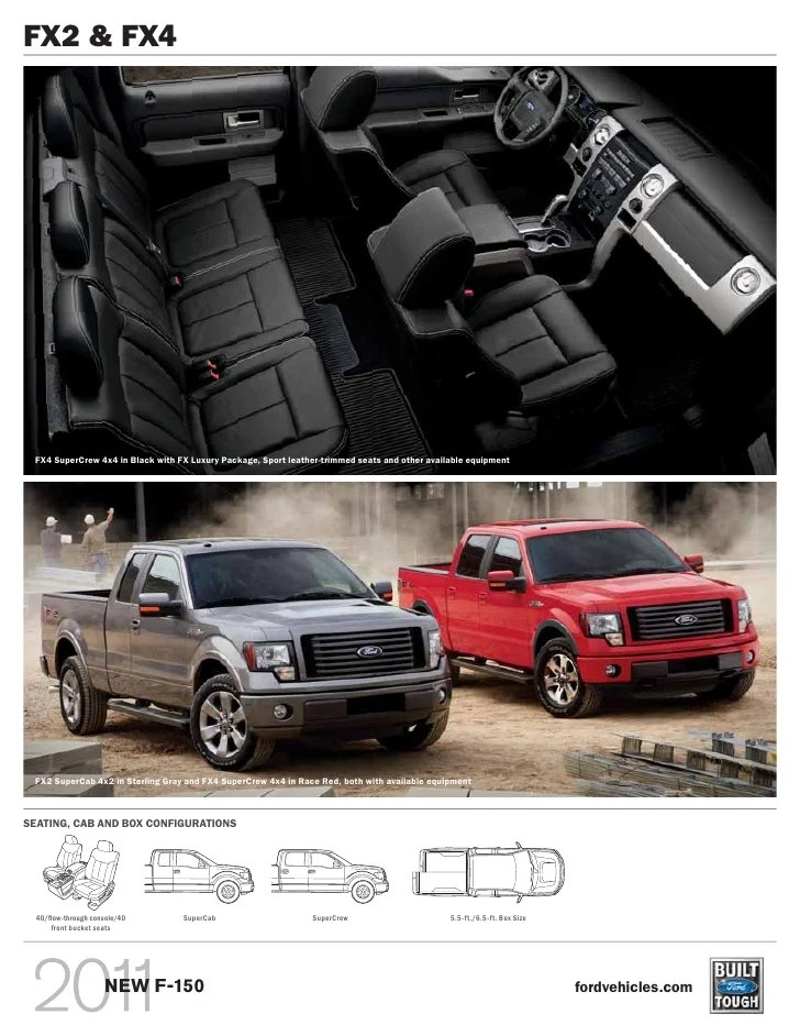 2014 Ford F 150 Stx Configurations : configurations, Luxury, Package