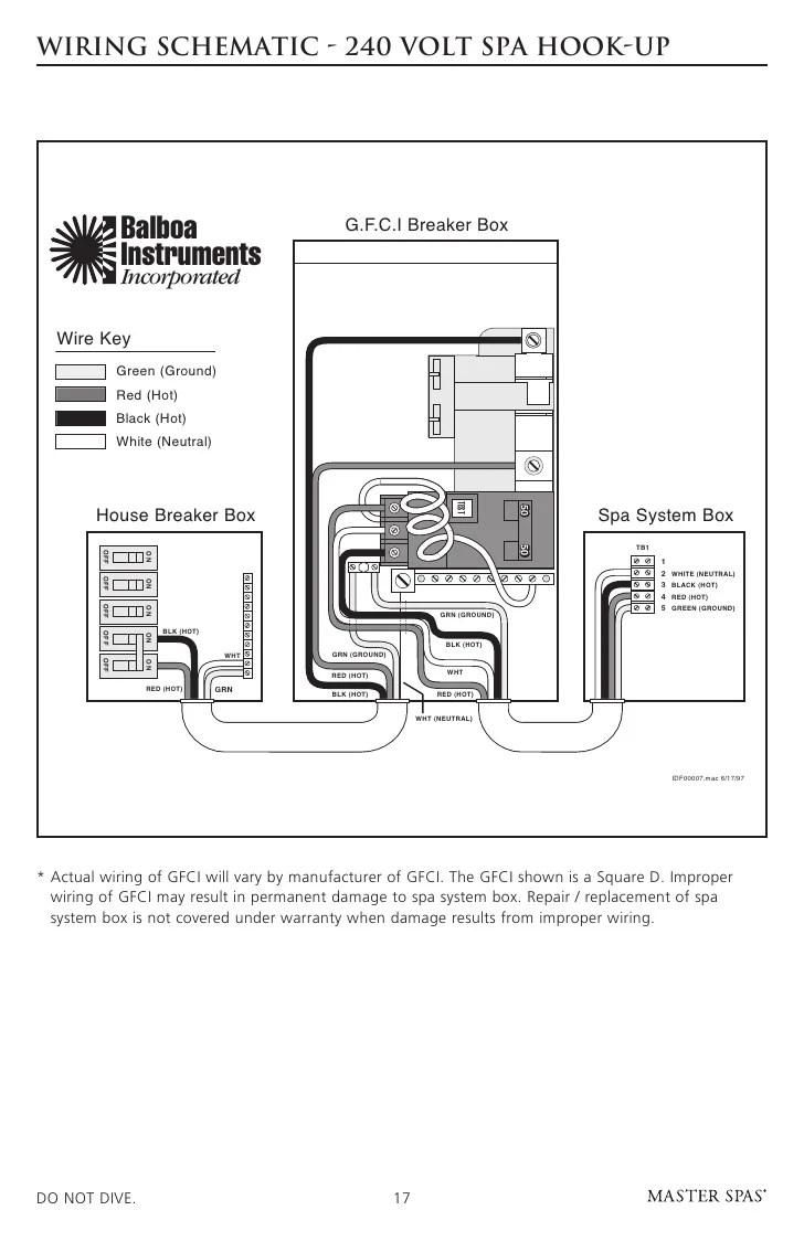 small resolution of master spa wiring diagram simple wiring diagram rh 19 mara cujas de hot spring spa wiring diagram balboa spa wiring diagram