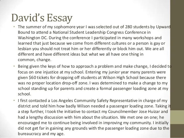college admission essay why i want to attend