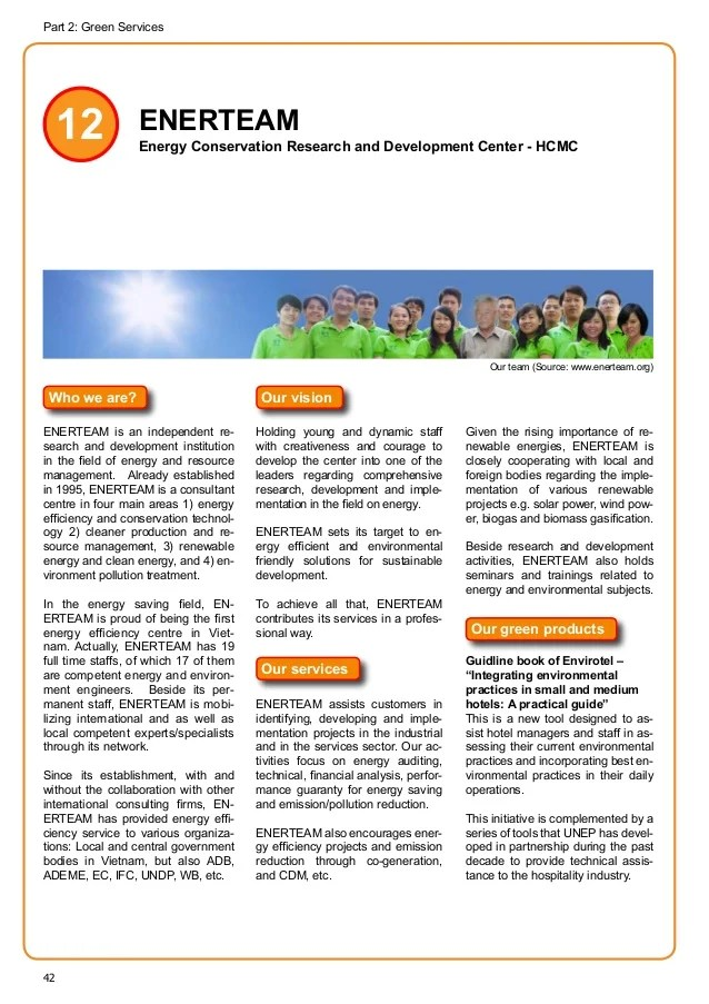 Handbook For Green Products Edition 2013