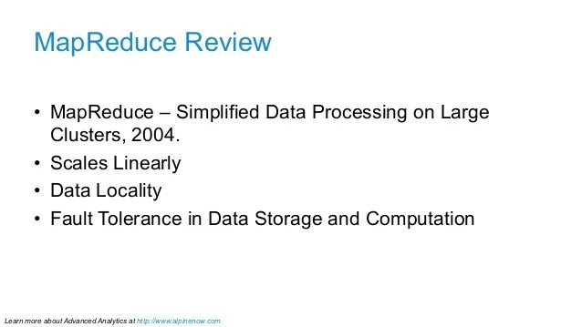 2014-10-20 Large-Scale Machine Learning with Apache Spark at Internet…