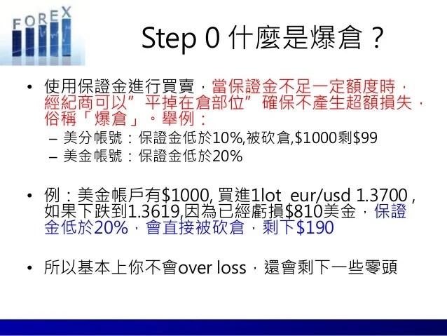 201407 外匯投資, 以建倉價格為基準,限價單等操作時,點差越小。 不同交易品種的點差怎麼看. 點差也就是銀行賣出價和買入價之間的差值。對我們來說跟銀行相反,一般情況下浮動點差的市場交易是比較流暢的,程式交易經驗與成果分享