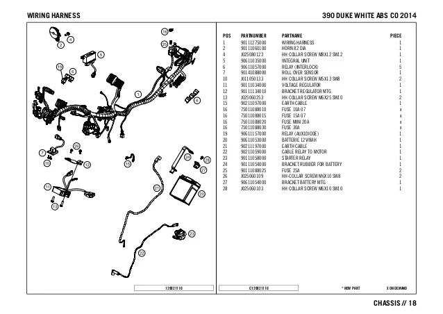 ktm 390 duke wiring diagram