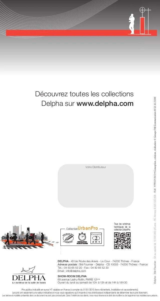 Catalogue Delpha Fabulous Meuble Salle De Bain Delpha
