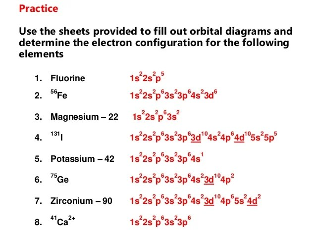 orbital diagram for arsenic 2005 jeep wrangler radio wiring negative electron configuration fluorine great installation of notation germanium dot oxygen