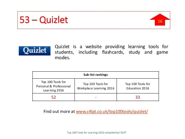also  quizlet is rh slideshare