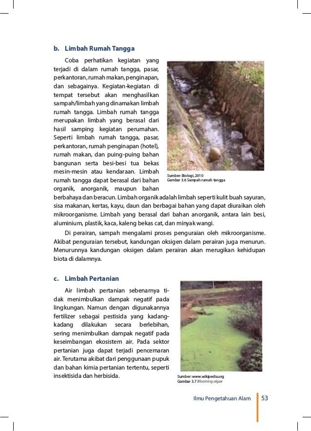 Ppt Pencemaran Lingkungan Kelas 7 Kurikulum 2013 : pencemaran, lingkungan, kelas, kurikulum, Materi, Pencemaran, Lingkungan, Kelas, IlmuSosial.id