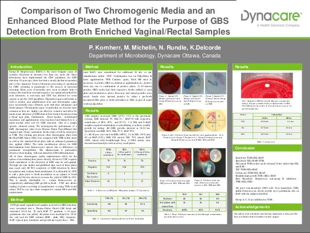 Microbiology Research Project Poster