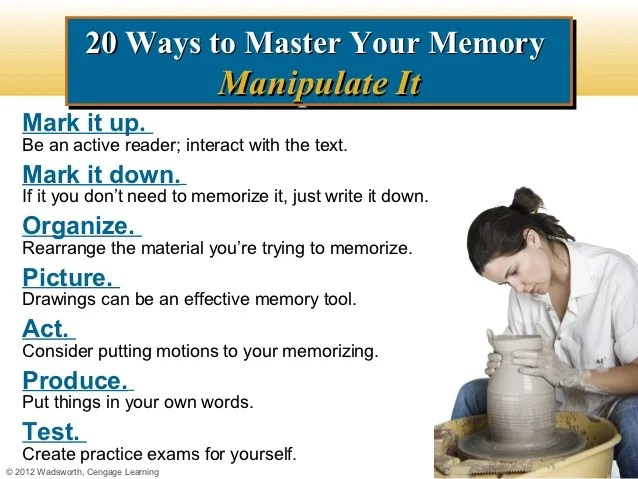 6 20 Ways To Master