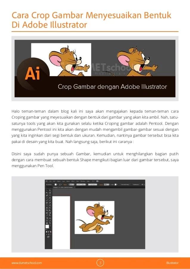 Cara Crop Adobe Illustrator : adobe, illustrator, Gambar, Menyesuaikan, Bentuk, Adobe, Illustrator