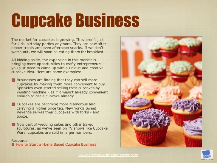 How To Set Up A Cake Decorating Business From Home