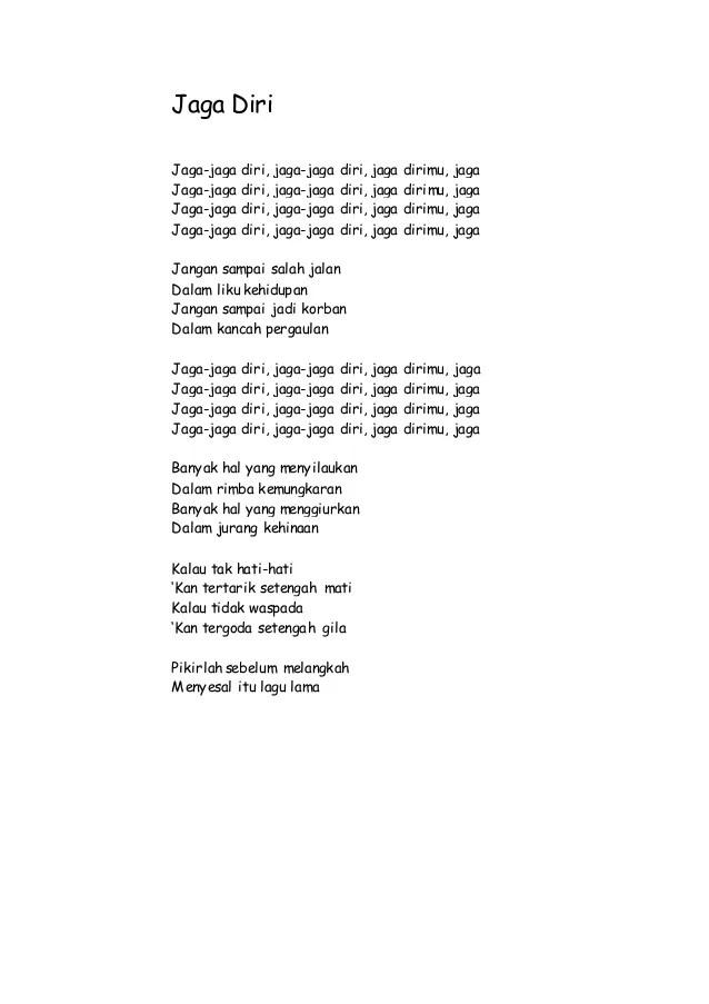 Hukum Rimba Lirik : hukum, rimba, lirik, Lirik, Hukum, Rimba
