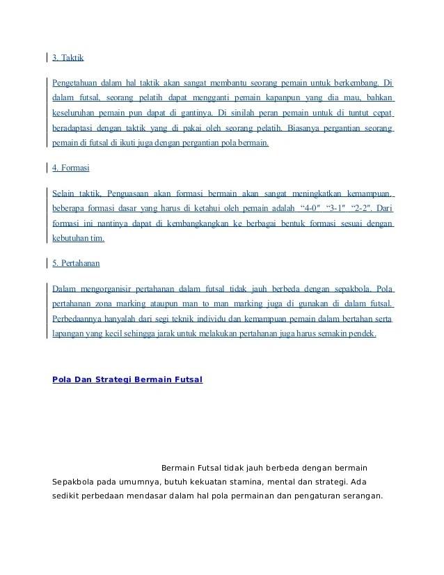 Formasi Futsal 5 Pemain : formasi, futsal, pemain, 27517771, Teknik-dasar-bermain-futsal