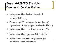 28 pavement design