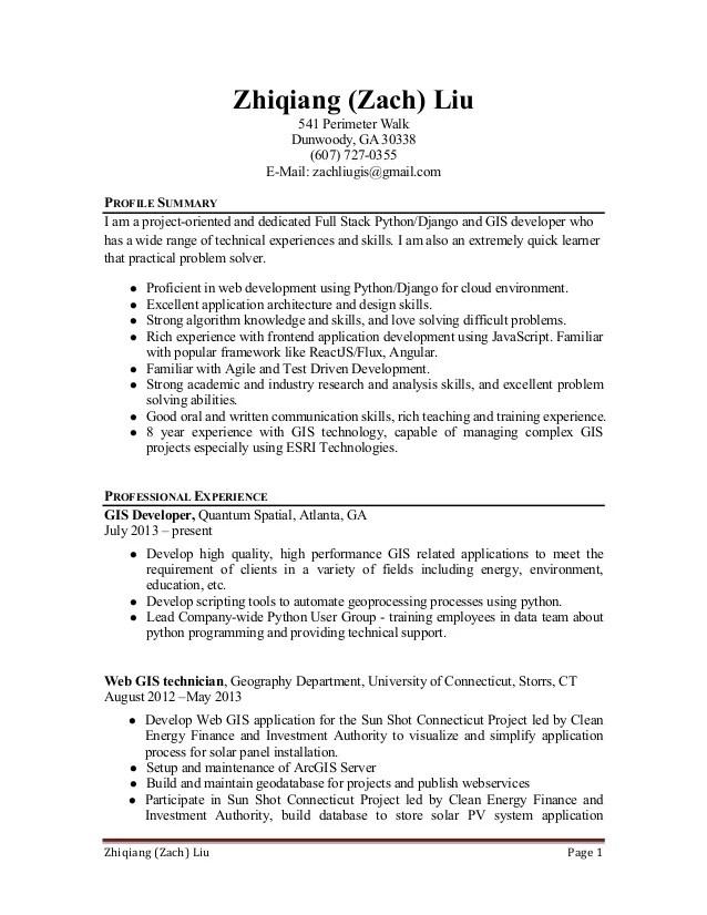 net python sample resume