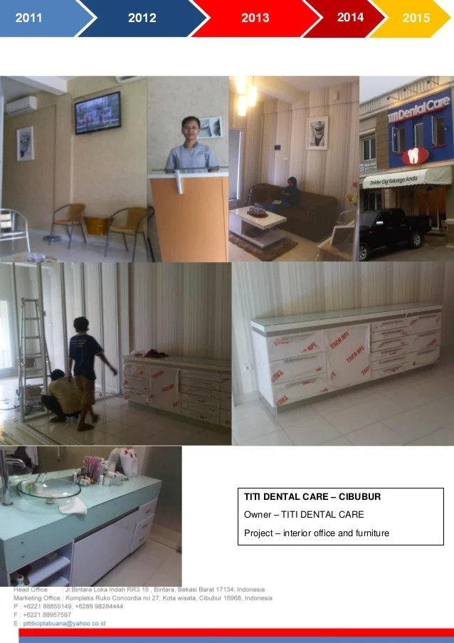 Company Profile Tcb Interior