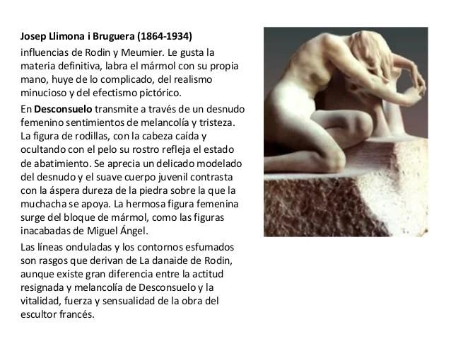 Resultado de imagen de las mejores escultura de josep llimona