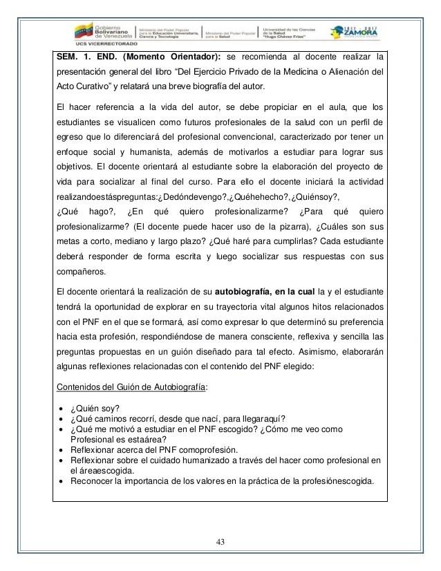 Programa Curso Introductorio Universidad Ciencias De La