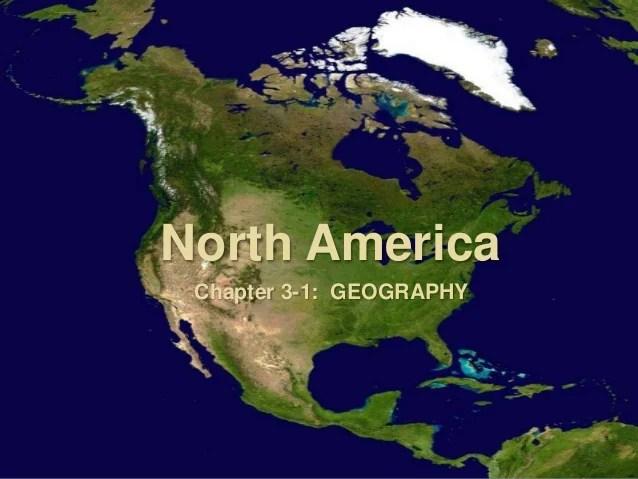 3 1 north american