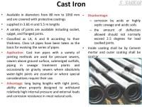 Cast Iron Soil Pipe Sizes - Acpfoto